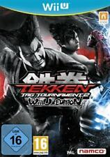 Nintendo WII U TEKKEN TAG TOURNAMENT 2 come nuovo
