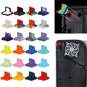 Personalized Creative Colorful Logo Sticker Logo Film 12pcs for PS5 Console