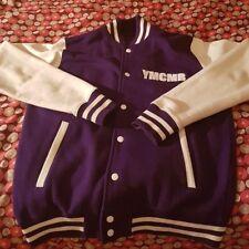 baseball jacket-YMCMB Brand