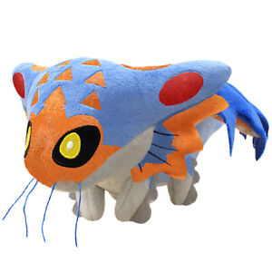 "Capcom ""Monster Hunter"" Deformed Plush Namielle 4976219103770"