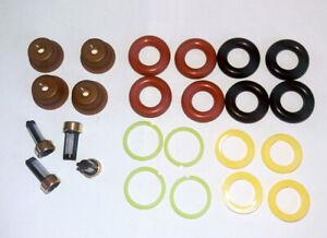 Dichtsatz Reparaturset für Bosch Einspritzdüsen EV1 - 24 Teile