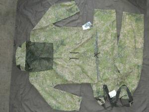 RATNIK 6SH122 Tarnanzug Scharfschütze,russische Zifra  XL REVERSIBLE CAMO SUIT