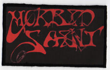 MORBID SAINT PATCH / SPEED-THRASH-BLACK-DEATH METAL