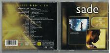 SADE  dvd LOVERS LIVE + cd LOVERS ROCK (2003)