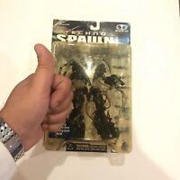 McFarlane Toys:  Techno Spawn Cyber Spawn Ultra Action Figure Series