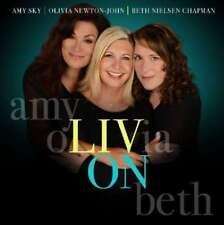 NEWTON- JOHN OLIVIA; BETH Niels - LIV su NUOVO CD