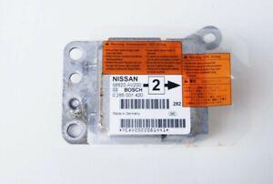 Airbagsteuergerät Nissan Primera 1.8 98820 AV200 Bosch 0285001420