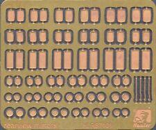Hauler Models 1/87 REAR VIEW MIRRORS Photo Etch Set