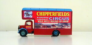 CORGTI  CODE 3 CHIPPERFIELDS CIRCUS BEDFORD PANTECHNICON WILD WEST ROUNDUP SHOW