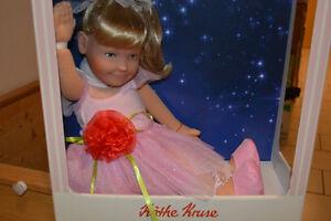 Käthe Kruse  Puppe  LOLLE     54   cm    neu Pfefferminza