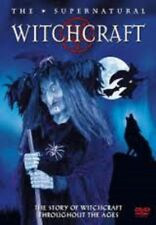 Witchcraft (DVD, 2009) NEW AND SEALED SUPERNATURAL / WITCHES
