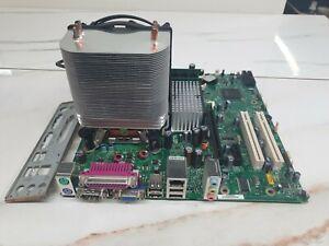 Carte mère MICRO ATX INTEL D946GZIS socket 775+INTEL CORE DUO 2 1.86GHZ+2GB DDR2