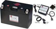 """Shorai LFX14A1-BS12+SHO-BMS01 Lithium Iron Extreme-Rate Battery 14AH 12V EQ,""""A""""1"""