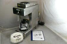 Bunn Coffee Maker Axiom-35-2, CW Series, 2-Warmer,  220V