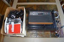 Atari 2600 Collection - Console - 60 Games - Controllers - Comics - Catalogs