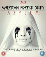 American Horror Story Season 2 - Asylum 5039036057738 With Lily Rabe Blu-ray