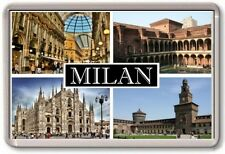 FRIDGE MAGNET - MILAN - Large - Italy TOURIST