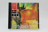 Britten, Janácek, Suchon - Simple Symphony, Suite, Serenade | CD