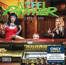 Steel Panther - Lower The Bar + 2 (Special Best Buy Edition w/ Lenticular Cover)