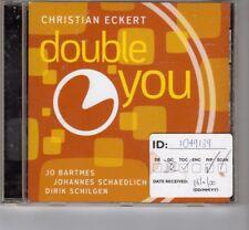 (HP720) Christian Eckert, Double You - 2000 CD