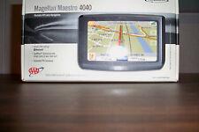 Magellan Maestro GPS 4040 used