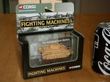 CORGI TOYS, WW#2, GERMAN Pzkpfw IV,Ausf G, TANK - AFRIKA KORPS, Diecast Toy,1/80
