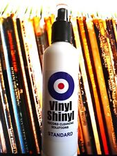 Vinyl Shinyl Record Cleaner - 200ml with free Microfibre Cloth