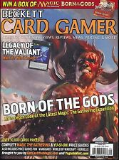 2014 Beckett Card Gamer Price Guide 2014 Spring Edition BRAND NEW!