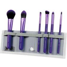 Moda Total Cara Maquillaje Profesional juego de Brochas Kit de brochas esenciales púrpura caso