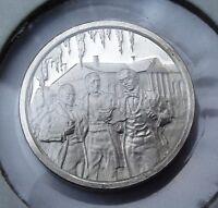 Franklin Mint Sterling Mini-Ingot: 1832 SOUTH CAROLINA Threatens Secession