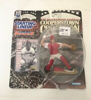 1997 Johnny Bench Action Figure Starting Lineup Baseball Vintage BRAND NEW