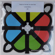 NEW ORDER Shape People On The High Line PICTURE DISC SHAPE + Downloads + PROMO