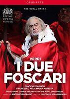 Verdi:I Due Foscari [Placido Domingo; Francesco Meli; Maria Agresta;[Region 2]