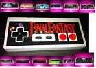 Nintendo NES Controller Overlay Stickers - Custom DieCut Vinyl Pad Decals