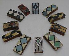 Set of 11 Vintage Mosaic Tile Co. Borders