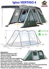 Tenda igloo VERTIGO 4 Nova Outdoor