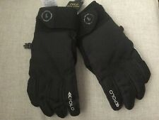 Polo Ralph Lauren touch screen gloves sz M men's NWT$68.00 black