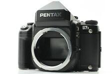 【MINT】 Pentax 67 II Medium Format Film Camera Body From JAPAN #0909