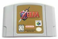 The Legend of Zelda Ocarina of Time For Nintendo N64 Video Game US