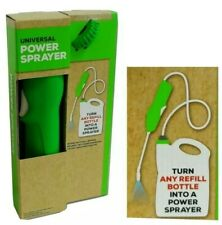 Roundup  Universal Power Sprayer Wand w/Adjustable Nozzle (battery included)
