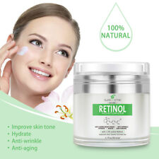 Swan Star Natural Retinol Cream Hyaluronic Acid VitamineE Anti Wrinkle Skin Care