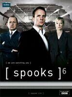 Spooks: Complete BBC Series 6 [Edizione: Regno Unito] - DVD DL006894