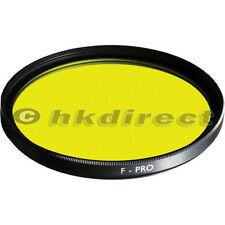 Schneider B+W 46mm #8 Yellow SC 022 Filter light 495 - Made in Germany