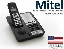 Mitel 5505 Guest IP Cordless VoIP Phone 50006517 NEW SEAL Box PRIORITY SHIPPING