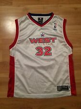 KIDS 2005 NBA ALL STAR JERSEY YOUTH XL PHOENIX SUNS AMARE STOUDEMIRE BASKETBALL