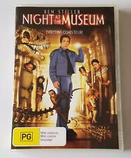 Night At The Museum DVD, 2007 (#DVD01520)