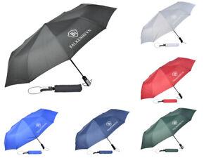 Falkenheyn Regenschirm Automatik Schirm Sturmfest Stabil Taschenschirm (REG-03)