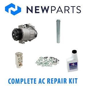 For Dodge Sprinter 2500 3500 3.0L AC Repair Kit w/ ATC OEM Compressor & Clutch