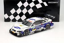 Minichamps 2013 BMW M3 DTM Team Schnitzer / Samsung #2 1:18*New!