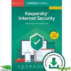 Kaspersky Internet Security 2021 | 3PC 1Jahr | VOLLVERSION / Upgrade DE-Lizenz <br/> ORIGINAL DE | Versand @ ESD 2 min | DE UE | RECHNUNG